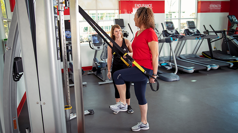 ACE Fitness | TRX March