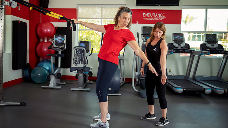 ACE Fitness   TRX Stand with Rotation and Breath 2