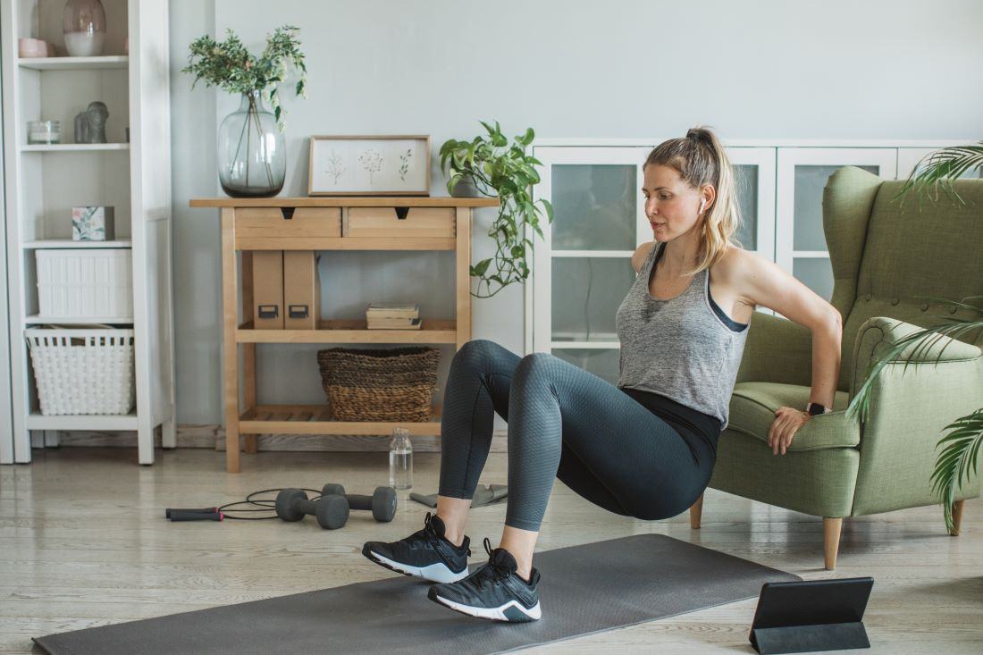 Building a Home Workout Toolbox