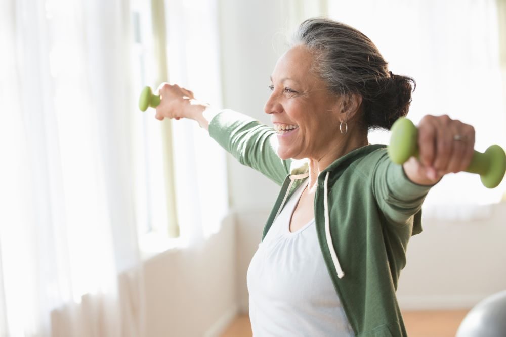 The Benefits of Making Healthy Choices During Social Isolation