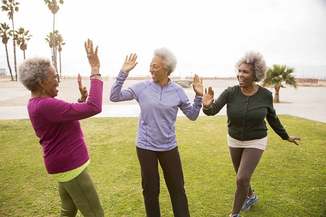 Moving Together Outside: Green exercise expands access to physical activity—for good