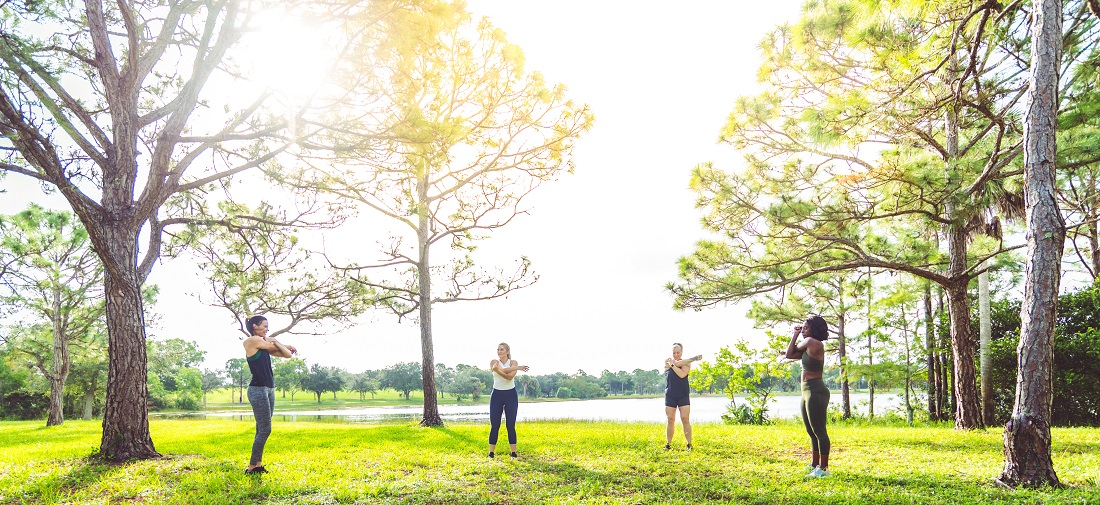 How to Move Your Fitness Offerings to Shared Outdoor Spaces