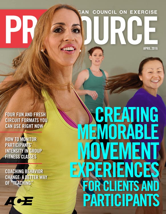 ProSource™: April 2016