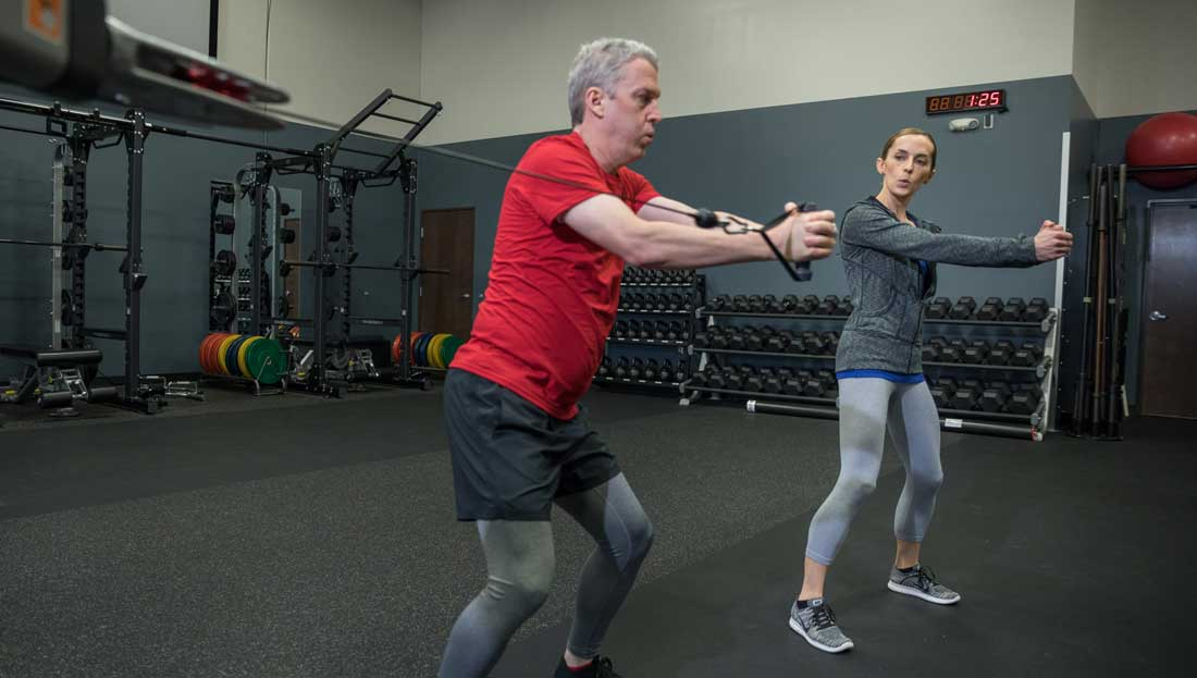 Using the ACE Integrated Fitness Training® Model with Post-rehab Clients
