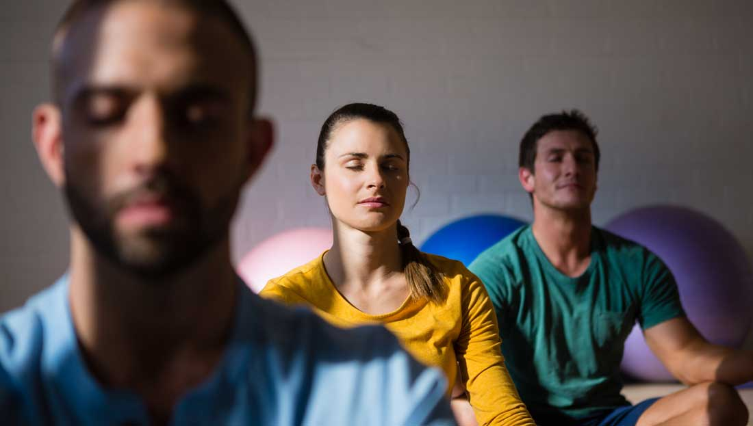Can Meditation Enhance the Exercise Experience?