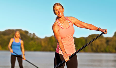 ACE-SPONSORED RESEARCH: Can Stand-up Paddleboarding Stand Up to Scrutiny?