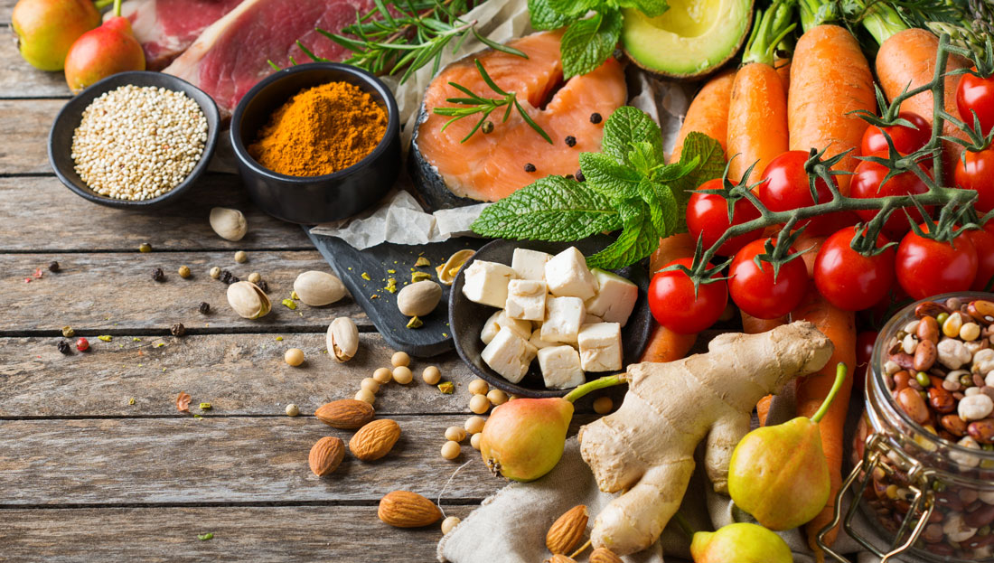 Study: Mediterranean Diet = Healthy Gut, Healthy Aging