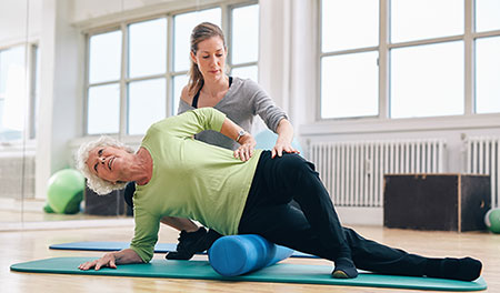 How and When to Use Foam Rollers and Myofascial Release in an Exercise Program