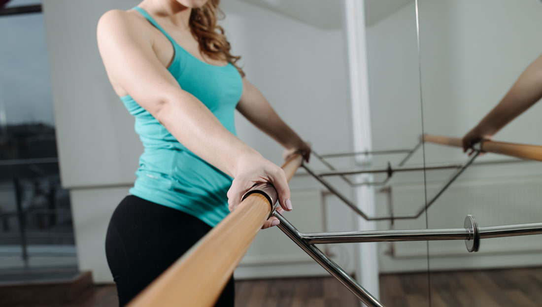 Hitting the Barre: Understanding the Popular Group Fitness Trend