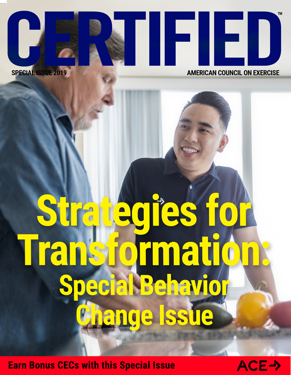 Certified™: Behavior Change Special Issue 2019