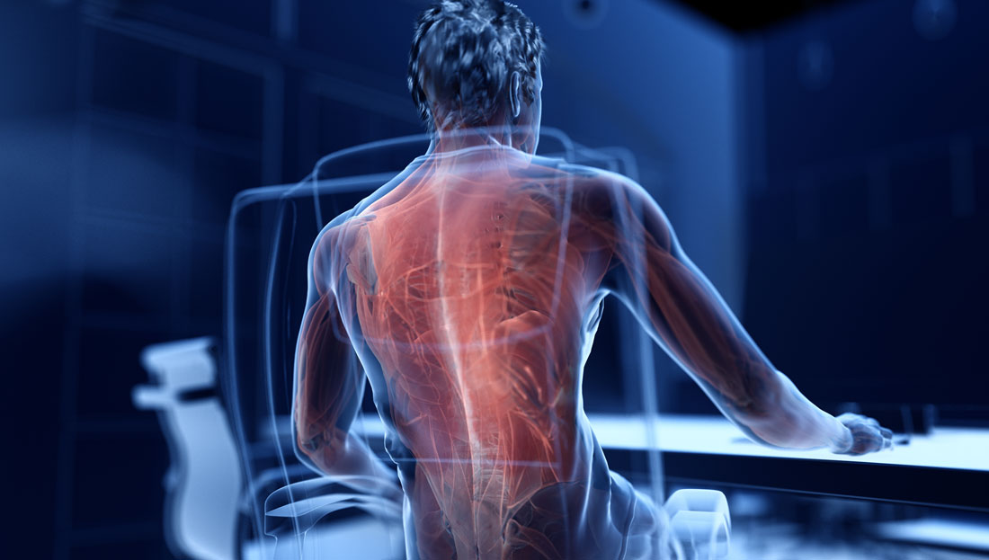 The Connection Between Posture and Health