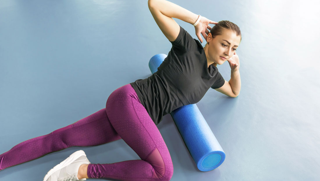Can Foam Rolling Improve Sports Performance?