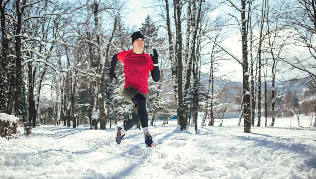 Strategies for Outdoor Wintertime Activity