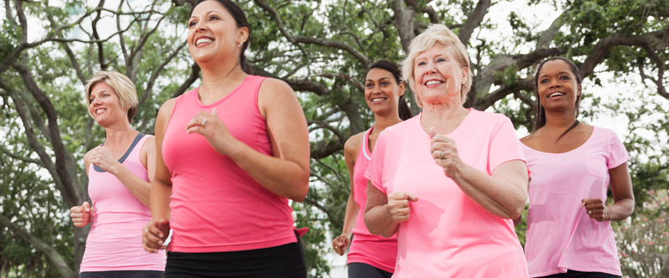 Breast cancer excercise