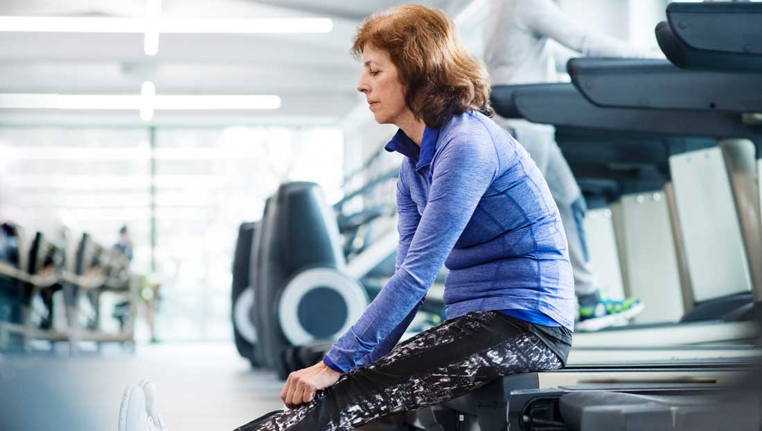 The Connection Between Exercise and Menopause