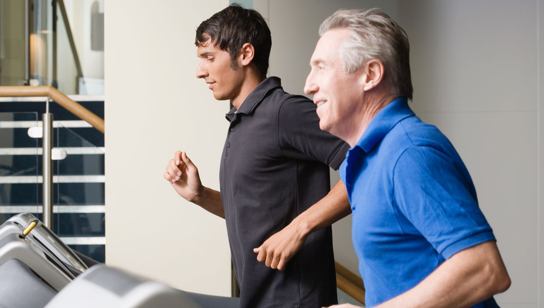 ACE-SPONSORED RESEARCH: Do Younger and Older Adults Respond the Same to Individualized Exercise Training?