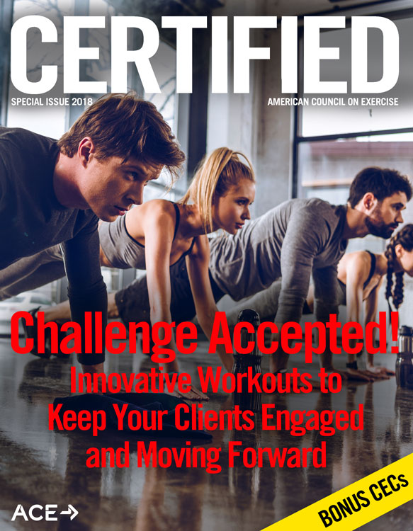Certified™: Innovative Workouts Special Issue 2018
