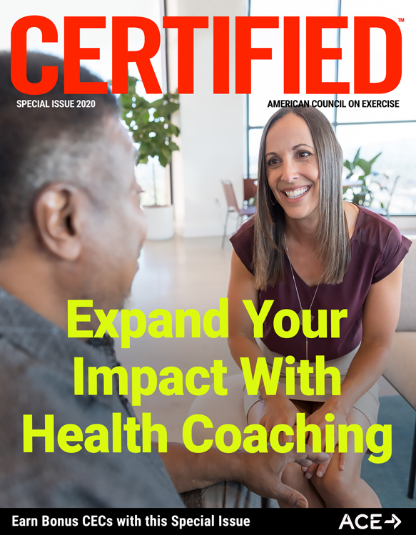 ACE Magazine Quiz Health Coaching Special Issue