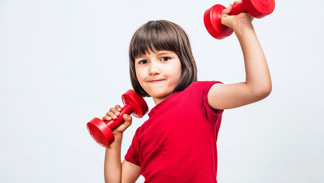 Ask ACE: Kids and Strength Training