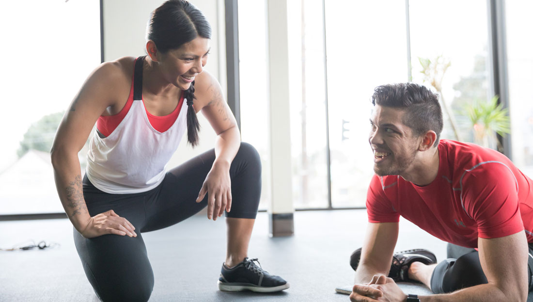 Help Clients Flow Through Their Workouts: The Flow State and Exercise