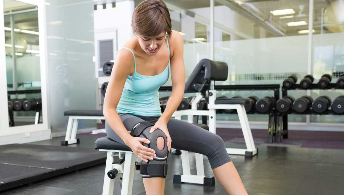 Are Your Female Clients at Greater Risk for Knee Problems?