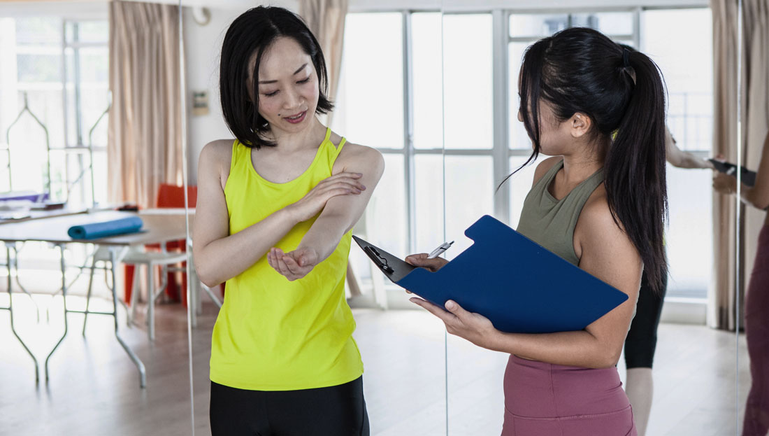 The Tough Stuff: Confronting Clients About Body Image–related Health Concerns