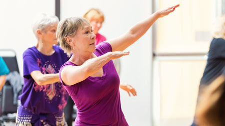 ACE-SPONSORED RESEARCH: Is Zumba Gold® an Effective Workout for Middle-aged and Older Adults?