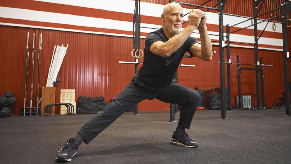 Study: Is Power Training the Key to a Long Life?