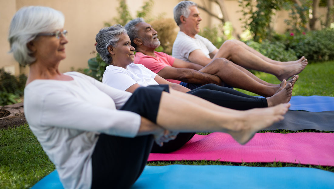 Ageism and the Changing Face of Active Agers