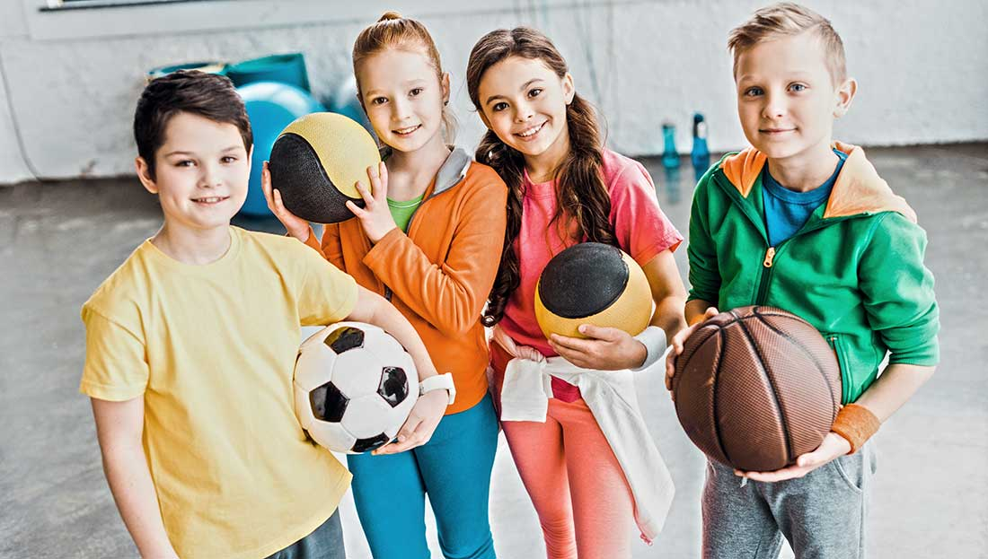 Study: Sport Specialization Increases Risk of Injury in Young Athletes