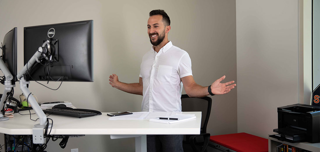 Five Ways to Improve Posture and Mobility at the Office