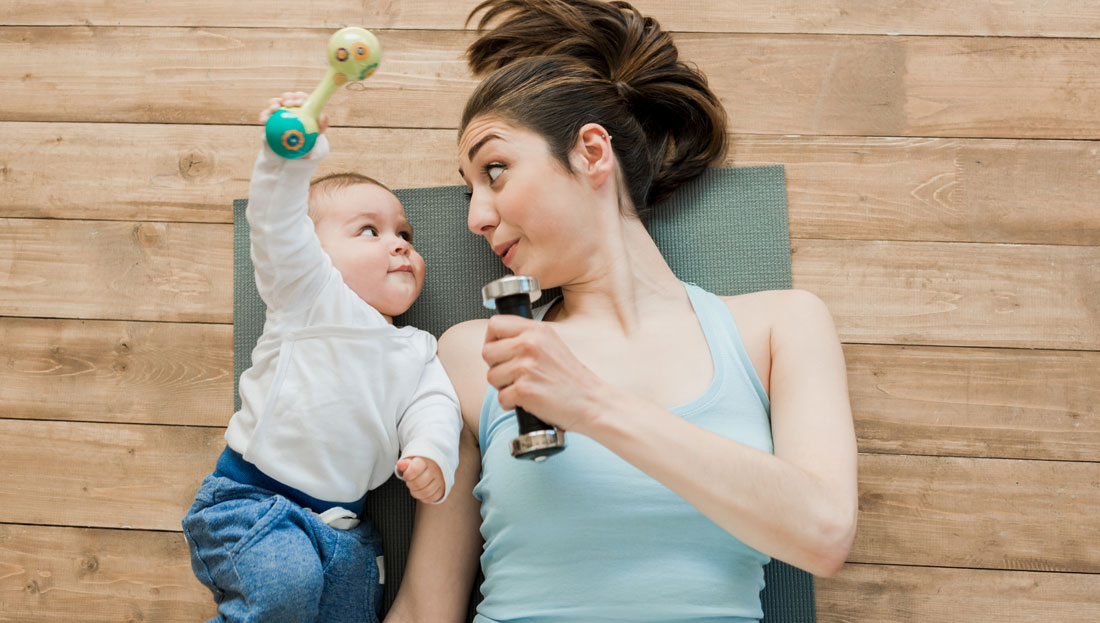 Oh, Baby! Advice For Health and Exercise Pros Going Back to Work After Having a Baby