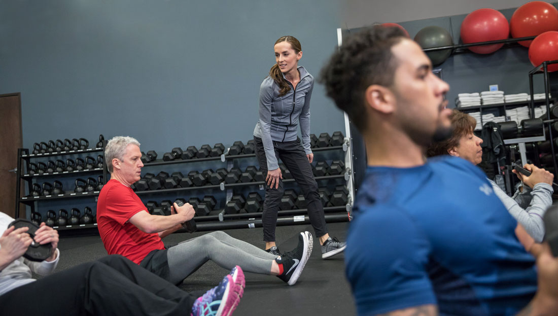 Skills Personal Trainers Need to Successfully Teach Groups