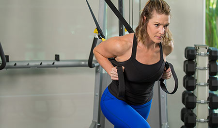 ACE® SPONSORED RESEARCH: Investigating the Acute and Chronic Health Benefits of TRX® Suspension Training®