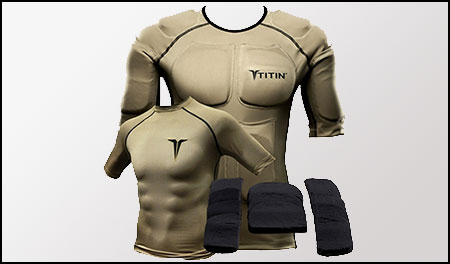 ACE-SPONSORED RESEARCH: Testing the Efficacy of the TITIN Weighted Compression Shirt