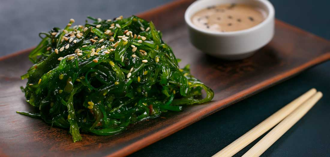 Sea Vegetables 101