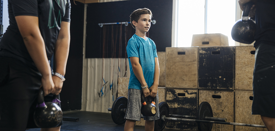 Do Kids Belong in the Weight Room?
