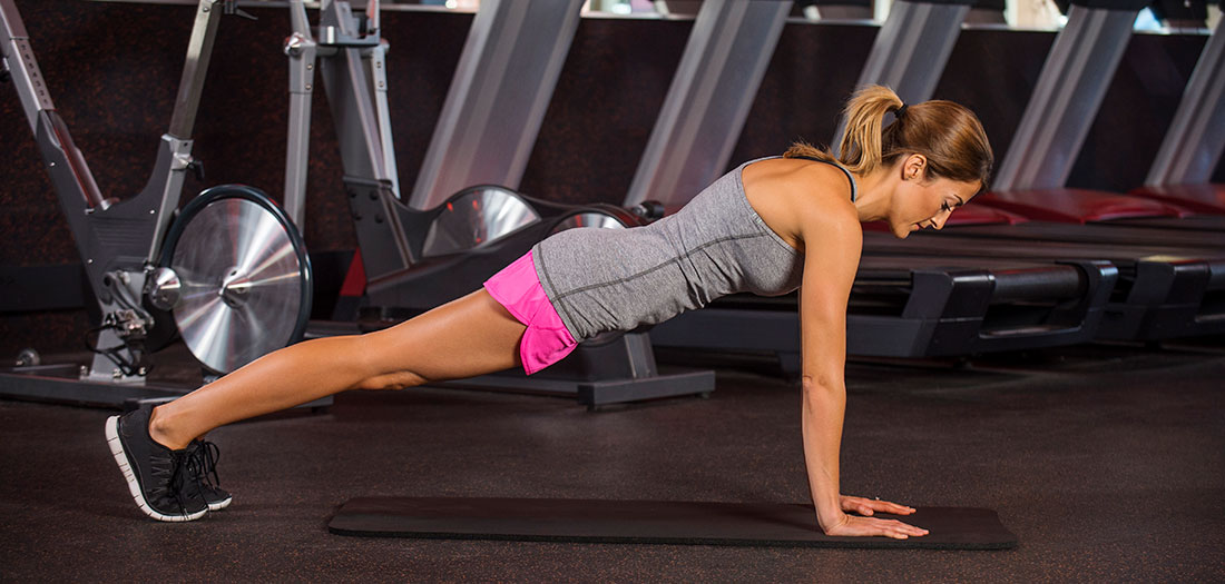 Perfecting the Push-up for All Levels