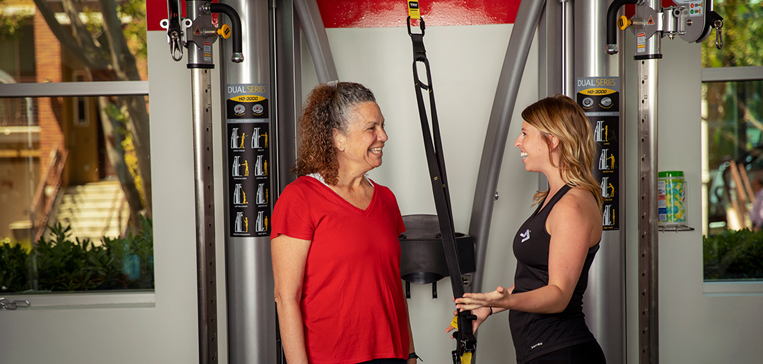 Fall Prevention Strategies for Active Agers Featuring the TRX