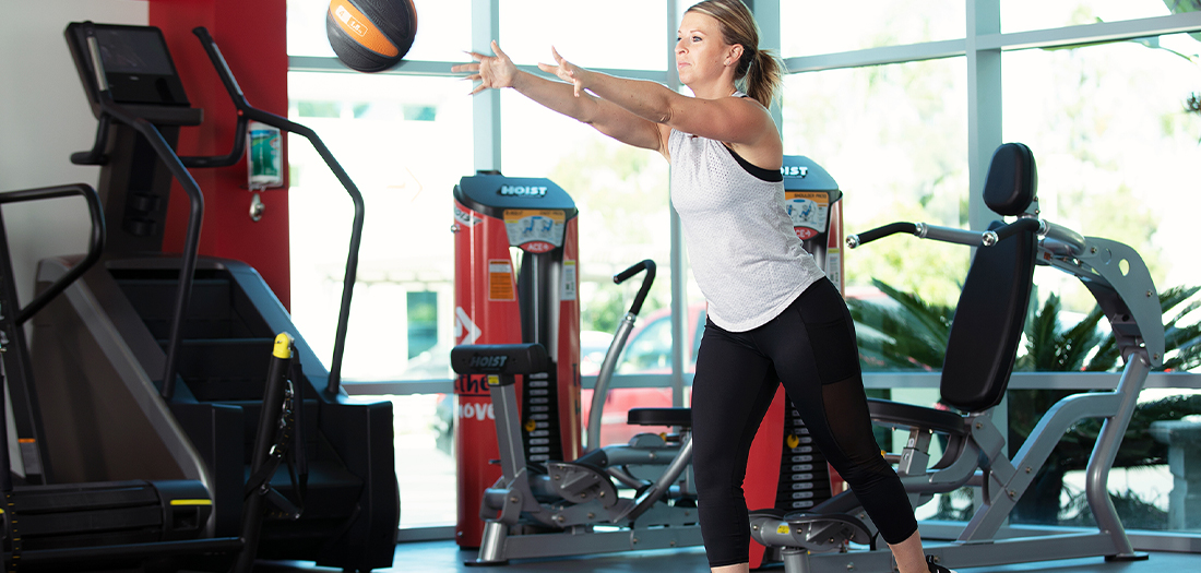 How to Use Plyometrics to Target the Core Muscles