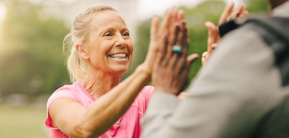 You're Never Too Old to Start Enjoying the Benefits of Being Physically Active