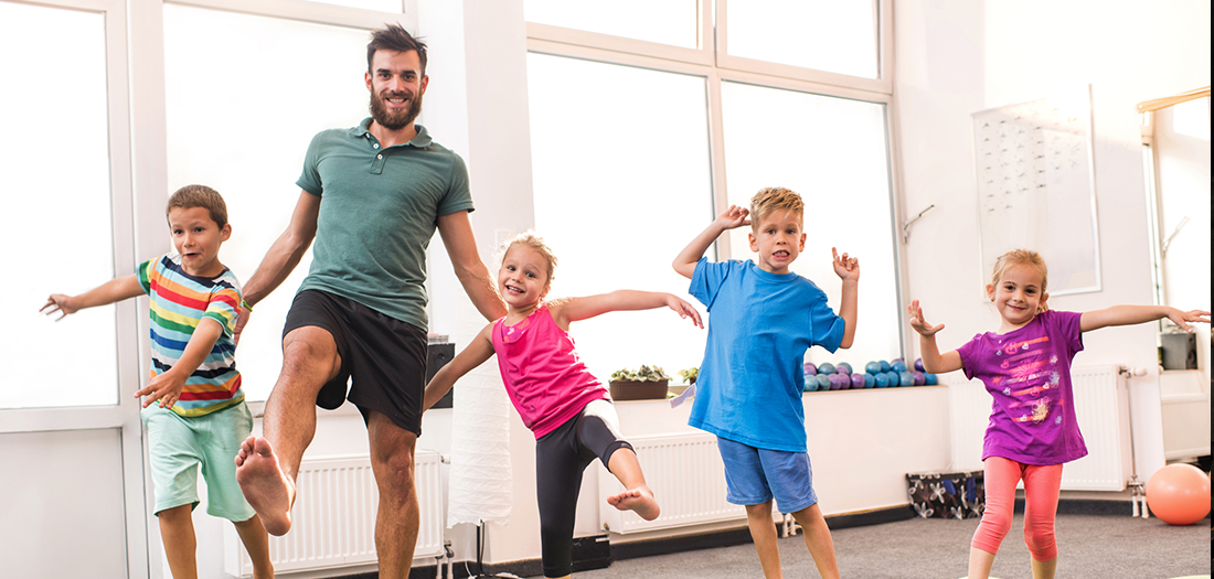 How to Get Your Kids Moving Throughout Summer 2020