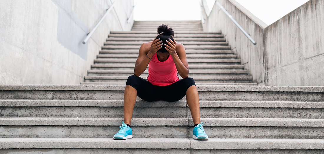 Is Your Workout Stressing You Out?