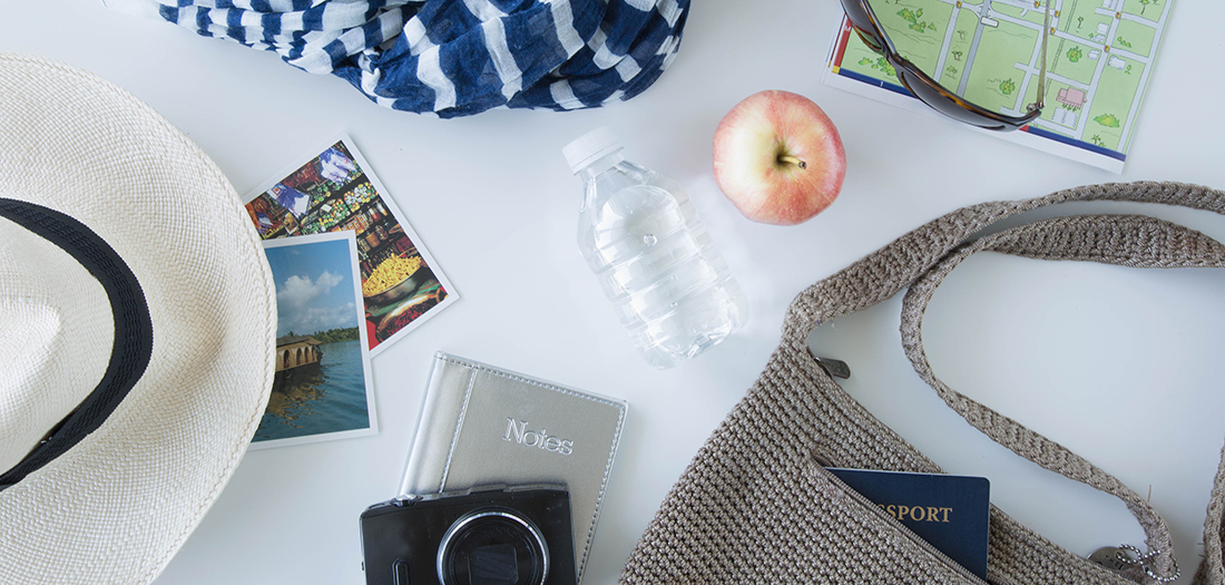 Wellness on the Road: Fit and Healthy Travel Tips