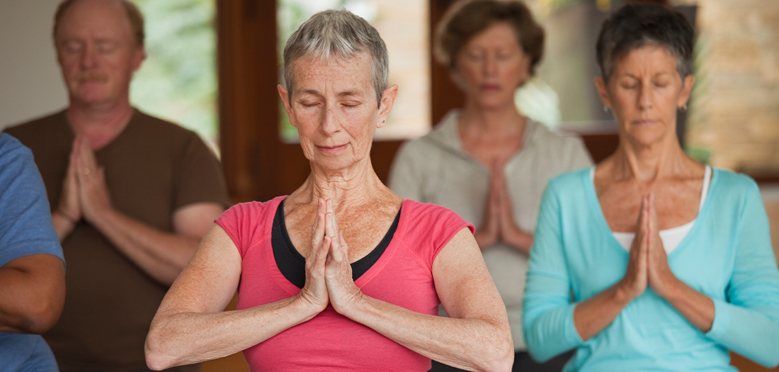 Yoga for Breast Cancer Survivors