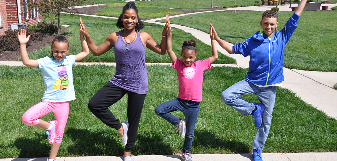 Three Reasons Why Physical Activity Should Be a Family Routine
