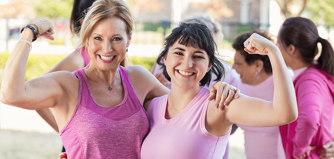 Creating a Personalized Exercise Program for Breast Cancer Patients and Survivors