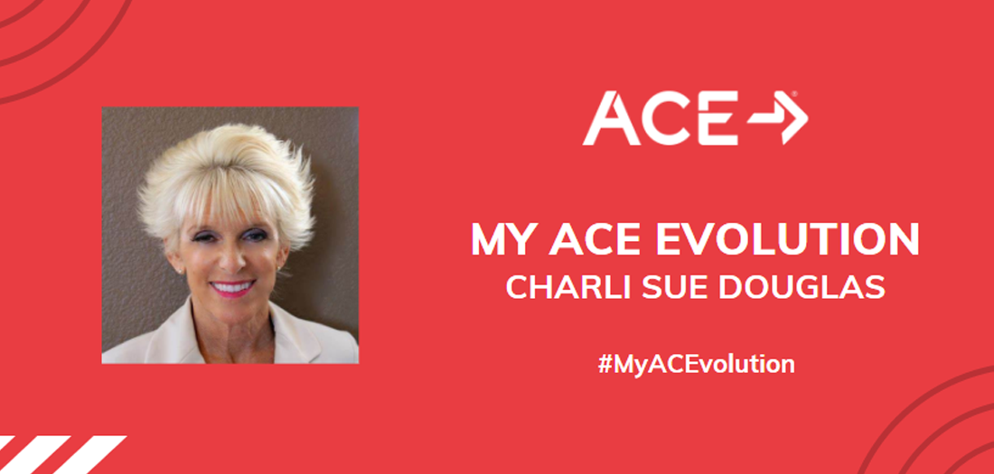 My ACE Evolution: Charli Sue Douglas