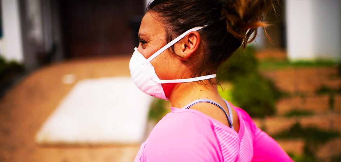 Exercising with a Face Covering: Safety Do's and Don'ts