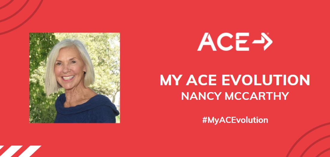 My ACE Evolution: Nancy McCarthy